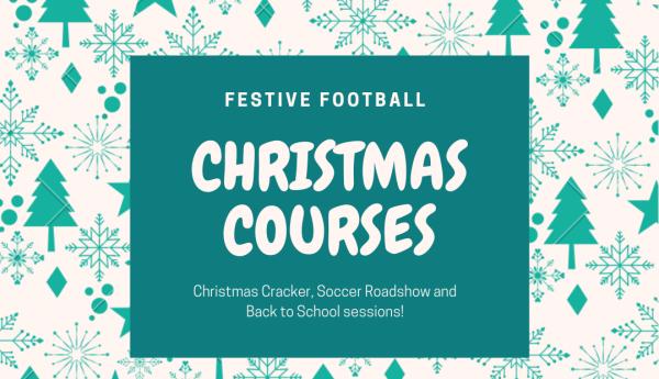 Christmas Courses Web Pic